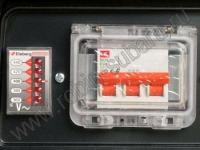 Индикатор напряжения и автоматические выключатели