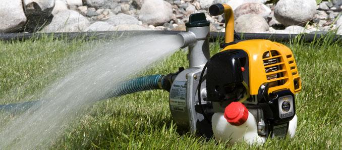 Мотопомпы Robin Subaru для грязной воды